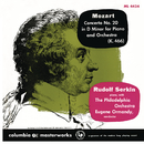 Mozart: Piano Concerto No. 20 in D Minor, K. 466 & Piano Concerto No. 22 in E-Flat Major, K. 482/Rudolf Serkin