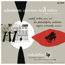 Schumann: Concerto for Piano and Orchestra in A Minor, Op. 54/Rudolf Serkin