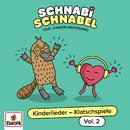 Die schönsten Klatsch-Spiele, Vol. 2/Lena, Felix & die Kita-Kids
