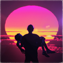 As the setting sun comes crashing down on me/Secret Weapons