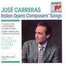 Italian Operas Composers' Songs/José Carreras