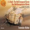 Bach: Das Wohltemperierte Klavier 1. und 2. Teil - BWV 846-869 und 870-893/Sviatoslav Richter
