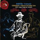 Bartok: Contrasts - Stravinsky: L'Histoire du Soldat - Suite; Ives: Largo; Songs/Richard Stoltzman