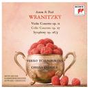 A. Wranitzky: Violin Concerto - P. Wranitzky: Cello Concerto & Symphony in D Major/Howard Griffiths
