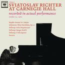 Sviatoslav Richter Recital -  Live at Carnegie Hall, October 25, 1960/Sviatoslav Richter