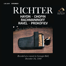 Sviatoslav Richter Recital -  Live at Carnegie Hall, December 26 1960/Sviatoslav Richter