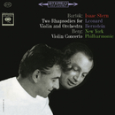 Bartók: Rhapsodies No. 1 and No. 2 - Berg: Violin Concerto ((Remastered))/Isaac Stern