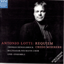 Lotti: Requiem/Thomas Hengelbrock