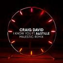 I Know You (Majestic Remix) feat.Bastille/Craig David