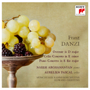 Danzi: Ouverture, Cello Concerto & Piano Concerto/Howard Griffiths