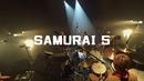 SAMURAI 5(TOUR 2017「UC30 若返る勤労」 2017.12.13 at Zepp Tokyo)/ユニコーン