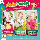 01/3er Box LiederZwerge (Pekip, Musik-Kurs Vol. 1 & Vol. 2)/Lena, Felix & die Kita-Kids