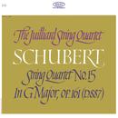 Schubert: String Quartet No. 15 in G Major, Op. 161 (Remastered)/Juilliard String Quartet