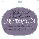 Mendelssohn: String Quartet, Op. 13 & String Quartet, Op. 44, No. 1 (Remastered)/Juilliard String Quartet