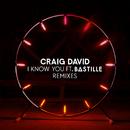 I Know You (Remixes) feat.Bastille/Craig David