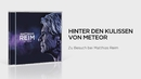 Making of Meteor - Studiobericht/Matthias Reim