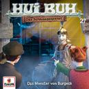 027/Das Monster von Burgeck/HUI BUH neue Welt