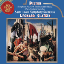 Piston: Symphony No. 6 & The Incredible Flutist & Three New England Sketches/Leonard Slatkin