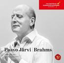 ブラームス:交響曲第1番&ハイドンの主題による変奏曲/Paavo Jarvi