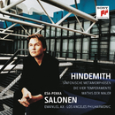 Hindemith: Symphonic Metamorphosis of Themes by Carl Maria von Weber & The Four Temperaments & Mathis der Maler Symphony/Esa-Pekka Salonen
