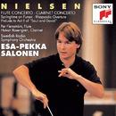Nielsen: Flute Concerto & Clarinet Concerto, Op. 57 & Springtime on Funen, Op. 42/Esa-Pekka Salonen
