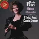 Albinoni: Eight Concertos/Michala Petri
