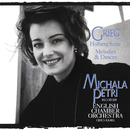 Grieg: Holberg's Time and Melodies & Dances/Michala Petri