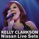 Nissan Live Sets At Yahoo! Music/Kelly Clarkson