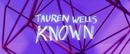 Known (Official Lyric Video)/Tauren Wells