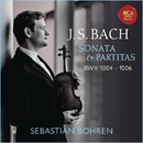 Bach: Violin Sonata & Partitas, BWV 1004-1006/Sebastian Bohren