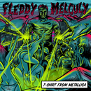 T-Shirt From Metallica/Fleddy Melculy