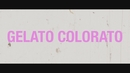 Gelato colorato/lemandorle