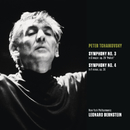 "Tchaikovsky: Symphony No. 3 in D Major, Op. 29 ""Polish"" & Symphony No. 4 in F Minor, Op. 36/Leonard Bernstein"