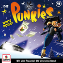 011/White Noise!/Die Punkies