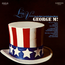 """Living Voices Sing the Music from the Broadway Musical """"George M!""""/Living Voices"""