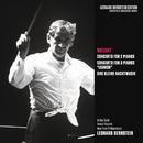 """Mozart: Concerto for 2 Pianos, K. 365 & Concerto for 3 Pianos, K. 242 & Serenade in G Major, K. 525 """"Eine kleine Nachtmusik""""/Leonard Bernstein"""