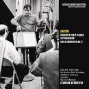 Bartók: Concerto for 2 Pianos, Sz. 115 & Violin Concerto No. 2, Sz. 112/Leonard Bernstein