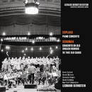 Copland: Piano Concerto - Schuman: Concerto on Old English Rounds & To Thee Old Cause/Leonard Bernstein