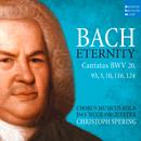 Bach: Eternity (Cantatas BWV 20, 93, 3, 10, 116, 124)/Christoph Spering