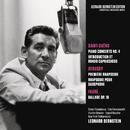 Saint-Saens: Piano Concerto No. 4 in C Minor, Op. 44 & Introduction et Rondo capriccioso, Op. 28 - Debussy: Rhapsodies - Fauré: Ballade in F-Sharp Major, Op. 19/Leonard Bernstein