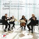 Beethoven - Davidovsky -  Bartók/Juilliard String Quartet