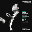Hindemith: Symphonic Metamorphoses & Concert Music, Op. 50 - Honegger: Pacific 231 & Rugby & Pastorale d'été/Leonard Bernstein