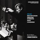 Copland: Music for the Theatre, Connotations for Orchestra, Inscape & El salón México/Leonard Bernstein