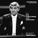 Ravel: Boléro, Alborada del gracioso, La Valse & Rapsodie espagnole/Leonard Bernstein