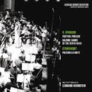 Strauss: Festival Prelude & Dance of the Seven Veils from Salome - Stravinsky: Pulcinella Suite/Leonard Bernstein