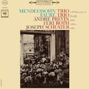 Mendelssohn: Piano Trio No.1 in D Minor, Op. 49 & Fauré: Piano Trio in D Minor, Op. 120/André Previn