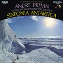 Vaughan Williams: Sinfonia Antartica (Symphony No. 7)/André Previn