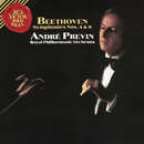 Beethoven:Symphony No. 4 in B-Flat Major, Op. 60 & Symphony No. 8 in F Major, Op. 93/André Previn