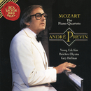 Mozart: Piano Quartet in G Minor, K. 478 & Piano Quartet in E-Flat Major, K. 493/André Previn