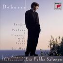Debussy: Images pour orchestre, Prélude à l'après-midi d'un faune & La mer/Esa-Pekka Salonen